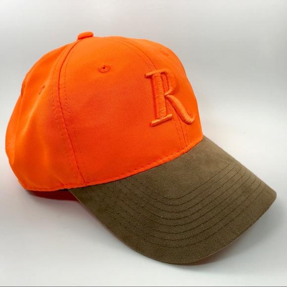 ce5cde42 Remington Accessories   Arms Blaze Orange Cap Hunting Hat New   Poshmark